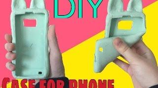 DIY| Силиконовый чехол для телефона(, 2016-04-22T14:51:29.000Z)