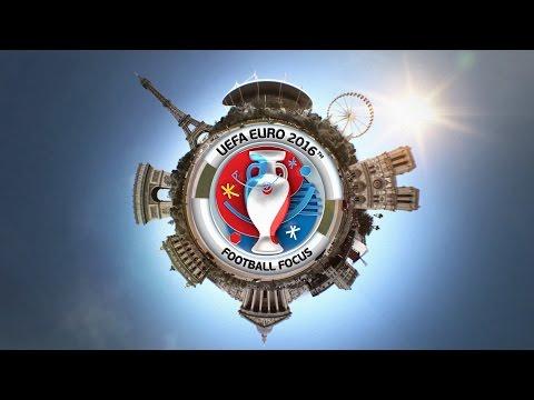 BBC Sport - UEFA Euro 2016 - Opening Titles Intro