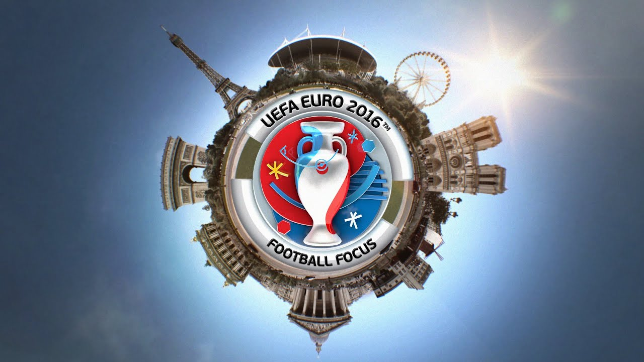 BBC Sport - UEFA Euro 2016 - Opening Titles Intro - YouTube