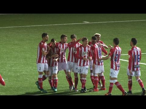 Semifinal Copa Catalunya Absoluta CF Badalona - Girona FC