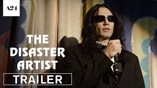 The Disaster Artist | Tommy | Official Trailer 2 HD | A24 thumbnail