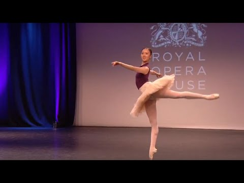 The Royal Ballet rehearse The Sleeping Beauty