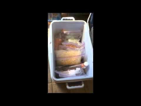 Jamie's Pampered Chef Freezer Meal Workshops! - YouTube