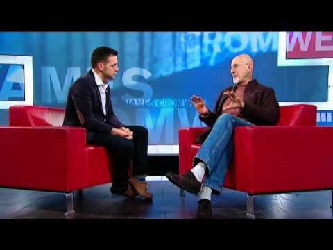 James Cromwell Talks About Playing George H.W. Bush