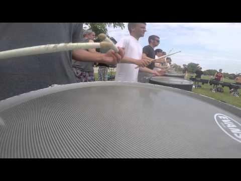Double Beat 1 - CMU Drumline