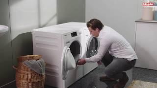 Instructievideo | Zo reinigt u de pluizenfilters van uw Miele-warmtepompdroger