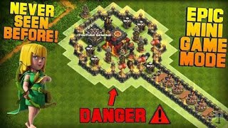 Clash of Clans | TH10 Mini Game Base | COC | Epic Game Mode + Funny Fails[Friendly Battle 2018]