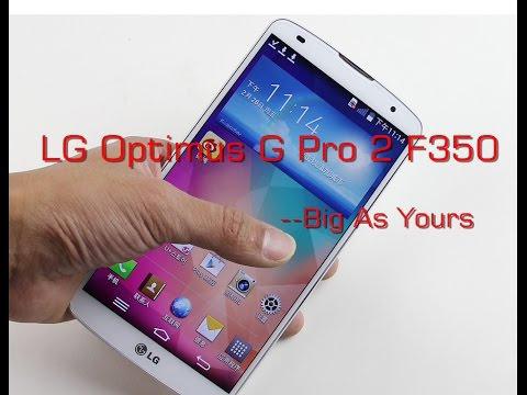 "LG Optimus G Pro 2 F350- 3+32 5.9"""" FHD Cheap and Valued Phone"