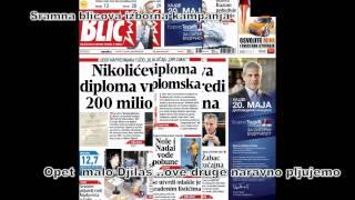Blic najtiraznije dnevne novine . . blic.us.gov