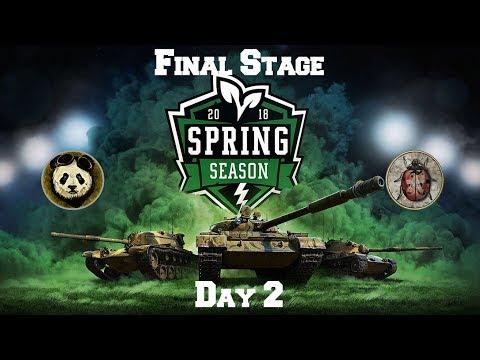 Spring Season Tournament (Final Stage)