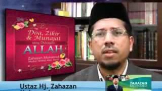 Telaga Biru TV : Ustaz Zahazan Mohamed - 3 Buku Mini