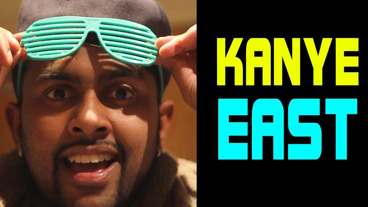 "kanye west parody: ""kanye east"" (the south asian kanye west) - youtube"