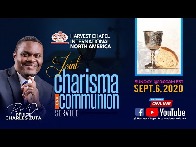 The Magnificent Cross - Charisma & Communion Service || By: Rev. Dr. Charles Zuta || 09-6-2020