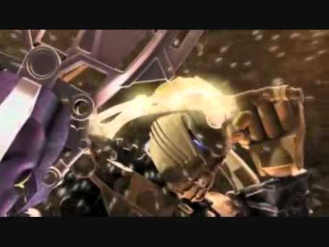Bye Bye Babylon -CryoShell- (BIONICLE: The Legend Reborn Official Music Video)