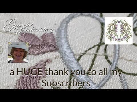 A HUGE thank you to all my 1000+ subscribers