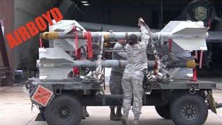 Loading The A-10 Warthog