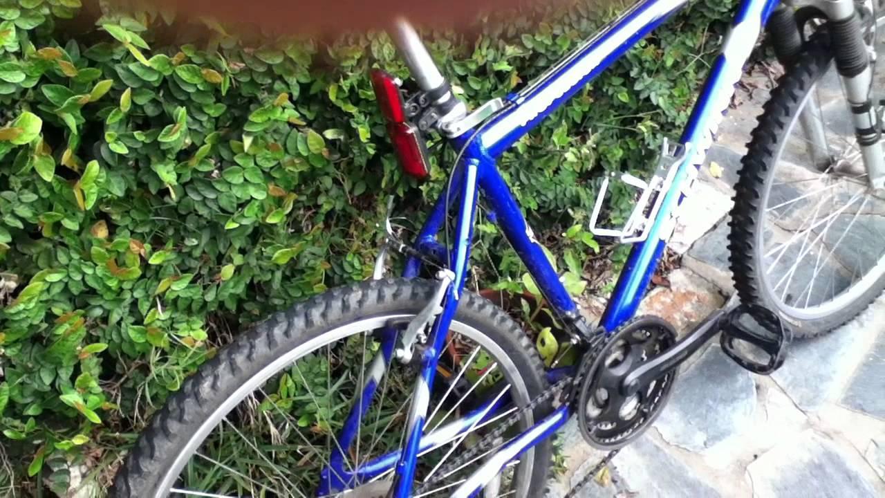 VENDO Bicicleta Schwinn Propulsion Fs Cuadro Large Aluminio Deore ...