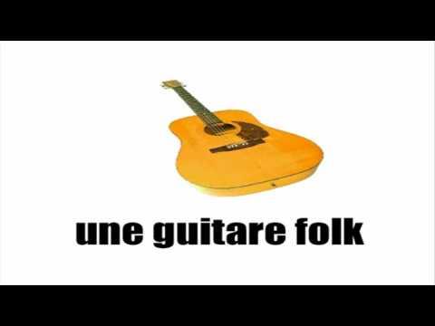 [French for you] Les instruments de musique