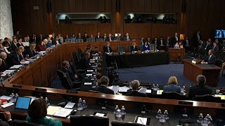 Senators, Protesters Brace for Facebook Hearing