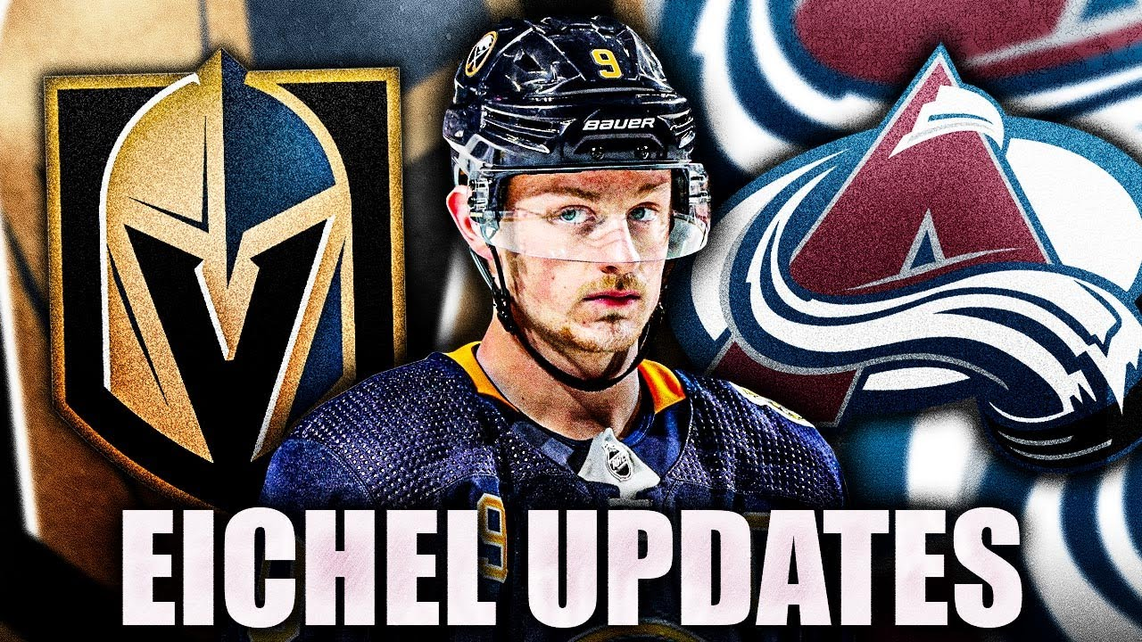 Huge Jack Eichel Update: Colorado Avalanche & Vegas Golden Knights (Buffalo Sabres Trade Rumors) NHL