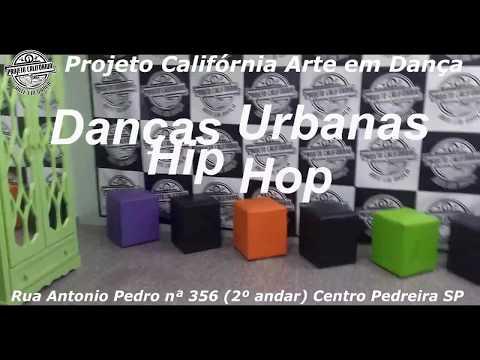 Projeto Califórnia Arte em Dança 2018