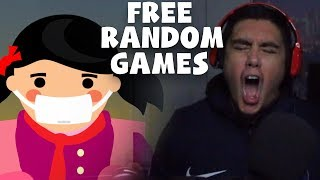 HOW CAN A GAME ABOUT SAVING A LITTLE GIRL MAKE ME RAGE?! | Free Random Games