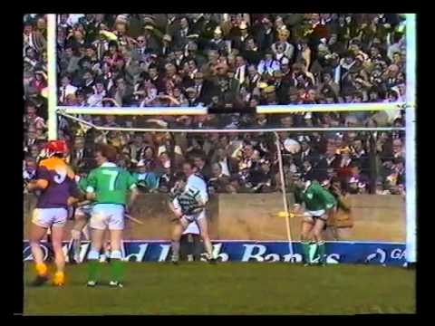 1984 National Hurling League Final - Limerick vs Wexford