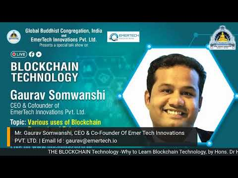 Why to Learn Blockchain Technology – THE BLOCKCHAIN Technology by GBC India