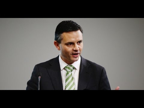 Climate Keynote by James Shaw, Co-leader of the New Zealand Greens