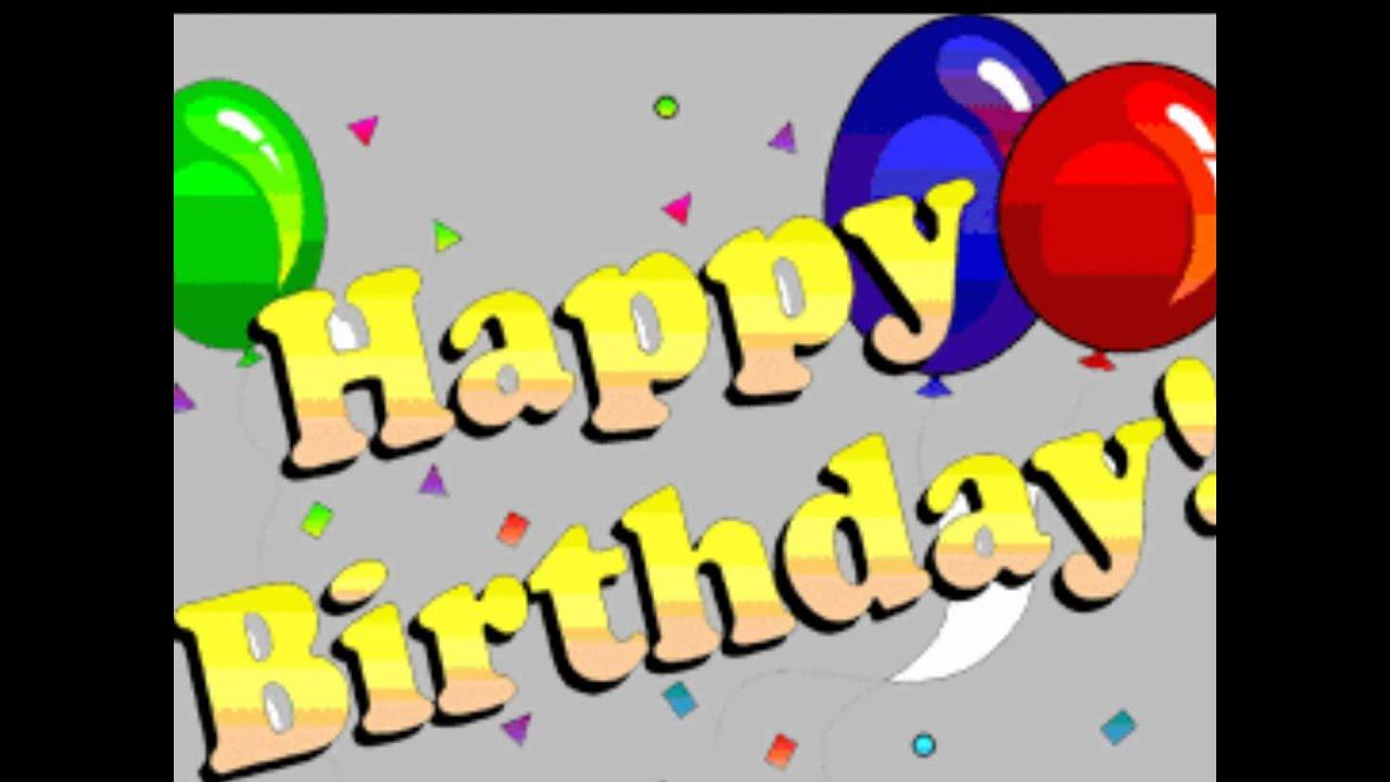 Feliz Cumpleaños Amada Hija - YouTube