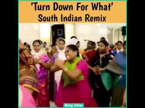 Turn Down For What South Indian Version | Funny Videos