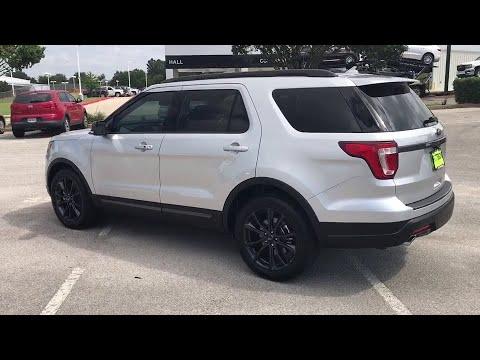 Ford Dealership Tyler Tx >> 2018 Ford Explorer Longview Tyler Mineola Jacksonville East Texas Lindale Hideaway Tx Ca41935a