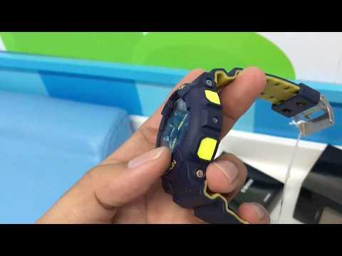 G Shock GA 110 Kw Super 100 Ribuan Dual Color Strap
