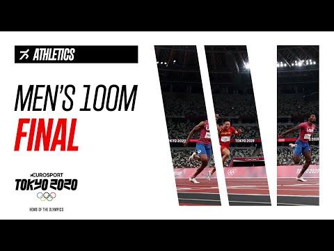 Men's 100M - ATHLETICS | FINAL Highlights | Olympic Games - Tokyo 2020