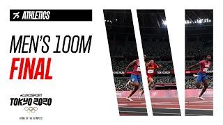 Men's 100M - ATHLETICS | FINAL Highlights