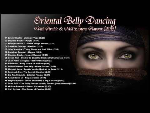 Oriental Belly Dancing - With Arabic & Mid Eastern Flavour (2015)