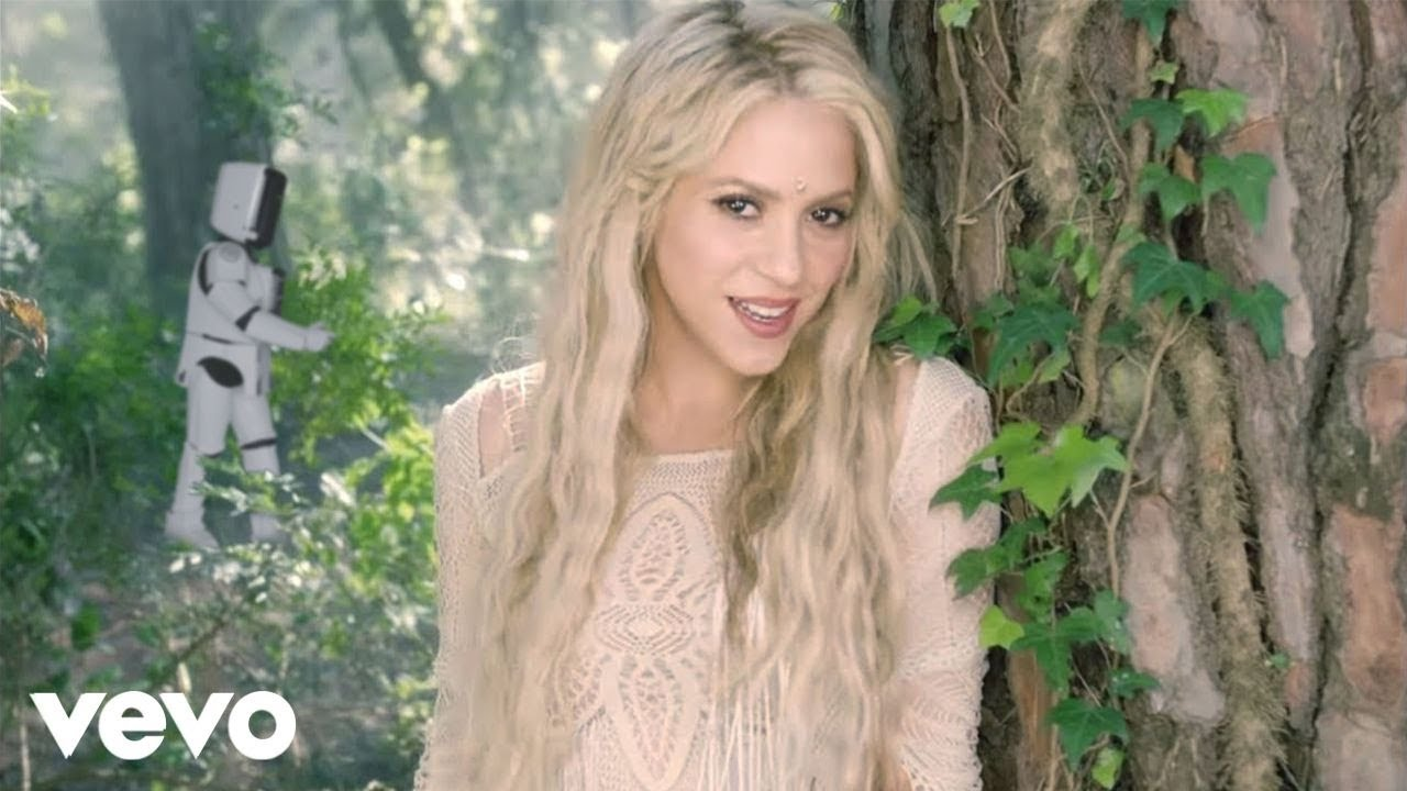Shakira — Me Enamore (Official Video)