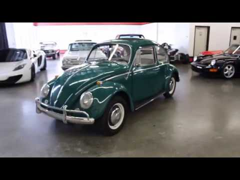 1966 Volkswagen Beetle For Sale at GT Auto Lounge