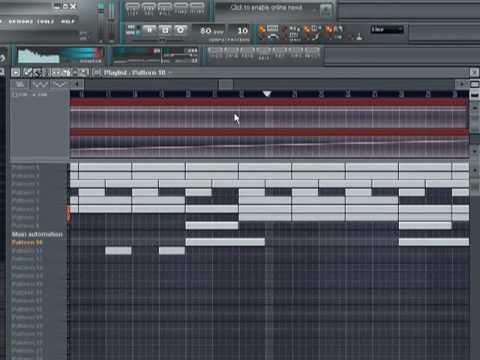 TG Productionz - FL Studio 8 Beat