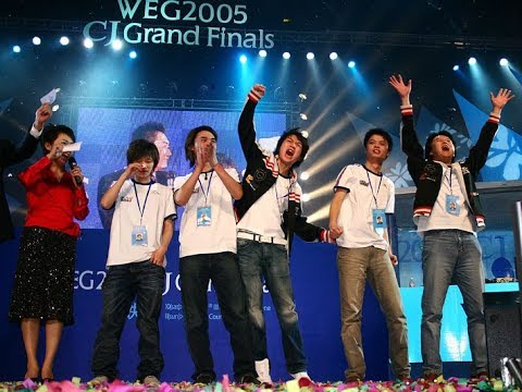 WEG2005 Season3 CS Grand Finals - HD remaster