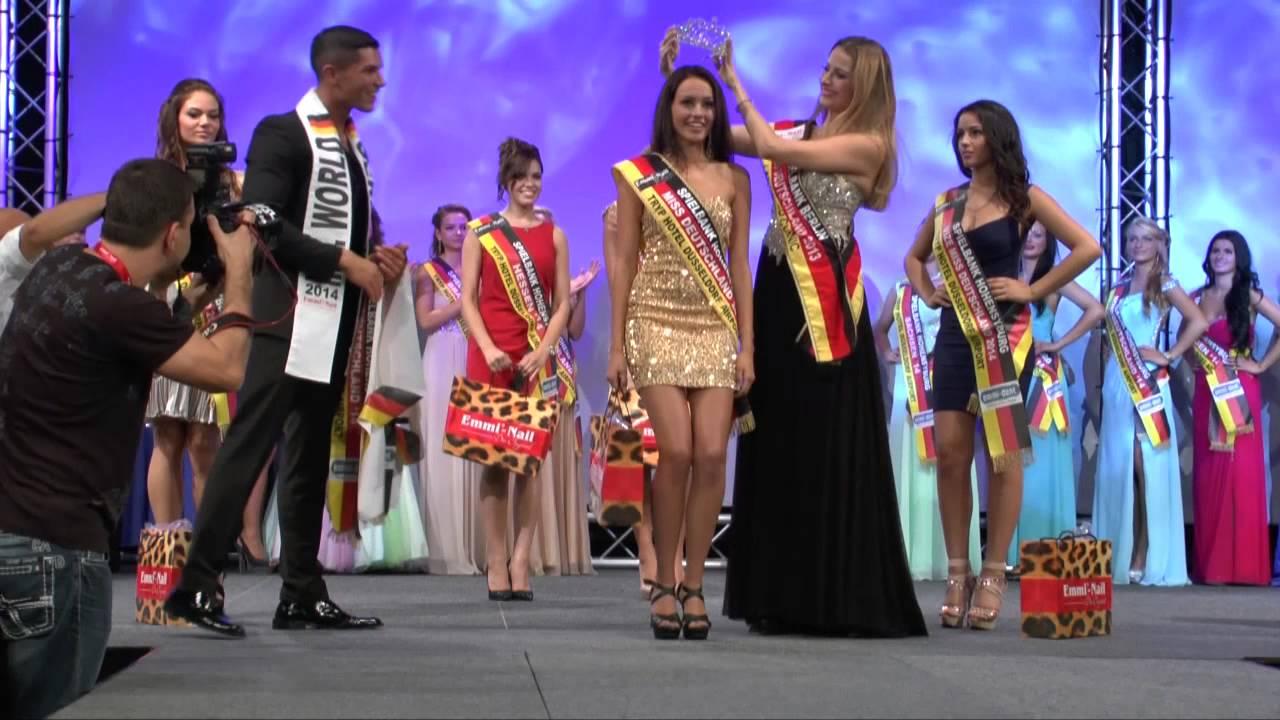 Miss Deutschland 2014 | TV-Beitrag (1:22 Min) | Egzonita Ala (17) Miss MGO Süddeutschland