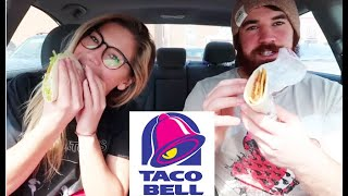 We Ordered Everything Vegan at Taco Bell | VEGAN MUKBANG | The Edgy Veg