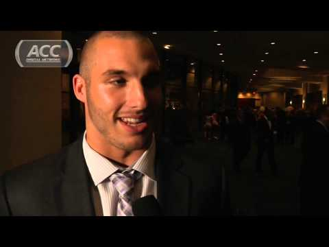 ACC Defensive Player Of The Year Bjoern Werner On Season