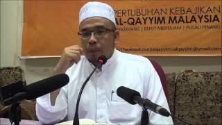 DR Asri - Isu Ibnu Qayyim, Ustaz Zamihan Kurang Kasih Sayang dan Tiada Kerja