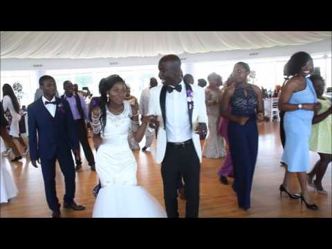 Grace & Clement's Wedding Reception Video [June 25, 2017] Sylvan Beach Pavilion; La Porte, Texas