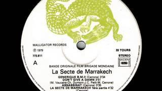 Cerrone- La Sect De Marrakech (2eme Partie)/La Corruption