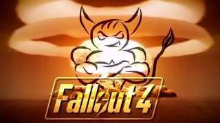 Fallout 4 - 2 Силовая броня Миниган ...уже.