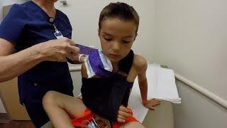 🚑 KID BREAKS COLLARBONE AT ELEMENTARY SCHOOL ACTIVITY 🏥