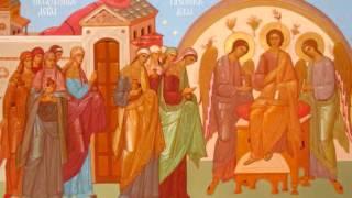 Се Жених грјадет в полуношчи | монахиња Теодора (Васић)