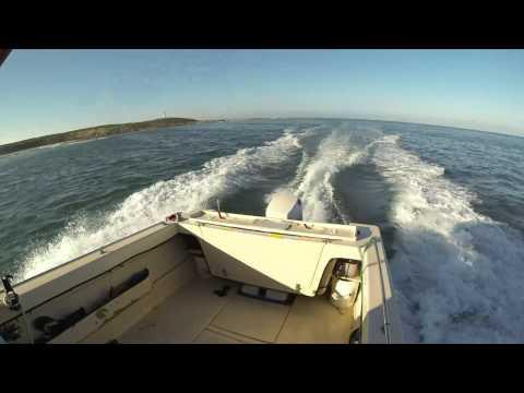 Cray Fishing Corny Point 5min